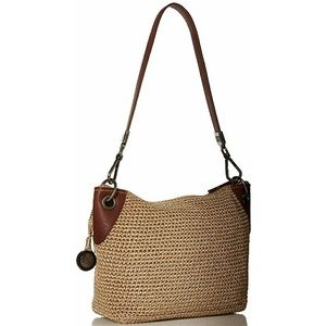 The Sak Indio Crochet Demi Boho Shoulder Bag